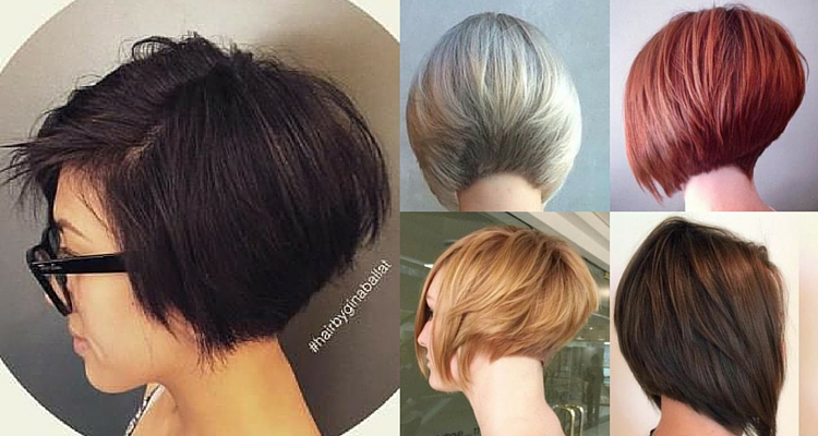 Short Inverted Bob Hairstyles for Beautiful Women  Short