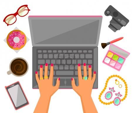 Blogger/vlogger